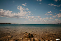 Cloudy day at Pula, Istria, Croatia